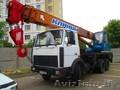 Продается автокран Клинцы КС-55713-6К, МАЗ-630303, 25тонн. 21м. - Изображение #3, Объявление #1569245