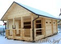 Дом Баня из бруса на заказ за 15 дней в Ивенец и район - Изображение #4, Объявление #1572943