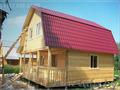 Сруб Дома или Бани доставка и установка в Узду и район, Объявление #1572962