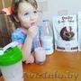 Протеиновый коктейль с витаминами для энергии и здоровья детей