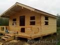 Сруб Дома-Бани из бруса доставка,установка в Любань и район - Изображение #5, Объявление #1582587