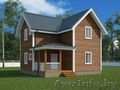 Финские Каркасные дома с фундаментом в подарок!, Объявление #1596862