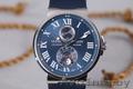 Кварцевые Часы Ulysse Nardin Maxi Marine недорого., Объявление #1597655