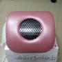 Пылесос маникюрный (розовый) 23w округлый