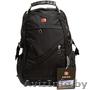 Рюкзак SWISSGEAR черный новый, Объявление #1600548