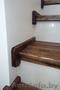 Отделка бетонной лестницы массивом дуба.Звоните, Объявление #1603849