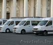 Микроавтобус,  пассажирские перевозки