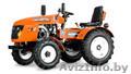 Мини-трактор Кентавр Т-18 +фреза+плуг