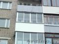 Алюминиевые раздвижные балконные рамы., Объявление #386157