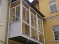 Алюминиевые раздвижные балконные рамы. - Изображение #2, Объявление #386157