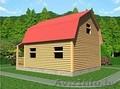 Садовый Дом для дачи сруб 6х7,5 м из бруса с установкой. - Изображение #5, Объявление #1615934