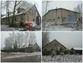 Продается производственный комплекс 13 км от МКАД. д. Узборье (Раубичи)