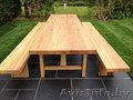 Скамейки садовые, столы, лавочки из массива сосны. - Изображение #8, Объявление #1624602