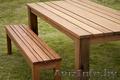 Скамейки садовые, столы, лавочки из массива сосны. - Изображение #7, Объявление #1624602