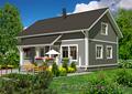 Дачные каркасные и брусовые дачные домики - Изображение #5, Объявление #1625742