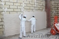 Штукатурка стен и потолков механизированным способом