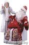 Новогоднее поздравление Деда Мороза и Снегурочки, Объявление #1638484
