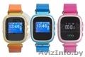 Умные детские часы с GPS трекером Smart baby watch Q60, Объявление #1639459