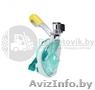 Подводная маска с креплением для экшн камеры и берушами - Изображение #4, Объявление #1639576