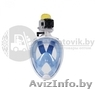 Подводная маска с креплением для экшн камеры и берушами - Изображение #5, Объявление #1639576