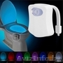 Цветная LED подсветка для унитаза с датчиком движения Light Bowl - Изображение #5, Объявление #1639647