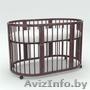 Кроватка-трансформер 7 в 1 из массива ольхи - Изображение #3, Объявление #1643282