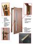 Монтаж порталов и дверей межкомнатных с доборов.