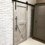Двери раздвижные Лофт
