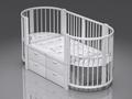 Кроватка для двойни 8 в 1 - Изображение #3, Объявление #1656665