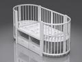 Кроватка для двойни 8 в 1 - Изображение #4, Объявление #1656665
