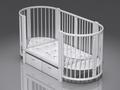 Кроватка для двойни 8 в 1 - Изображение #5, Объявление #1656665