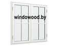Деревянные,  скандинавские и пластиковые окна
