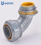 Муфты вводные для металлорукава в усиленной ПВХ изоляции ВМУ 90°