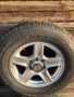 Диски от Прадо 120 Тойота с летней резиной Dunlop 265/65 r17